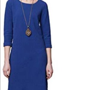 Anthropologie Ganni Jacquard Crossknit Dress, sz S